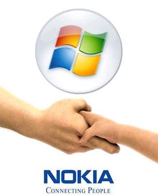 Nokia werkt in toekomst samen met Microsoft