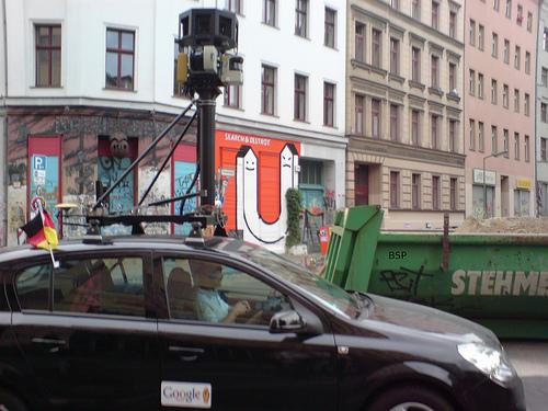 Google Street View toegankelijk in heel Nederland