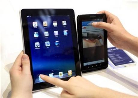 Concurrentie tabletproducenten breekt los