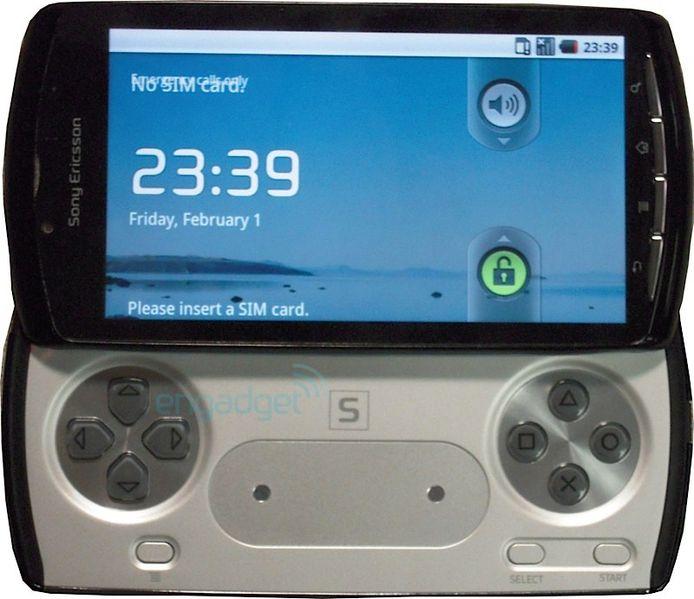 'PlayStation Phone wordt volgende maand aangekondigd'