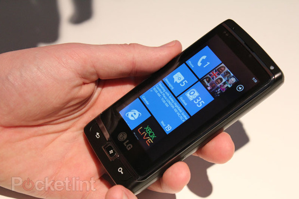 Windows Phone 7 niet in Nederlands