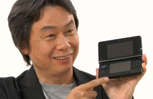 Nintendo raadt half uurtje pauze aan na Nintendo 3DS